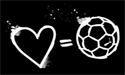 i kiss football... moment: falsche firma....^^
